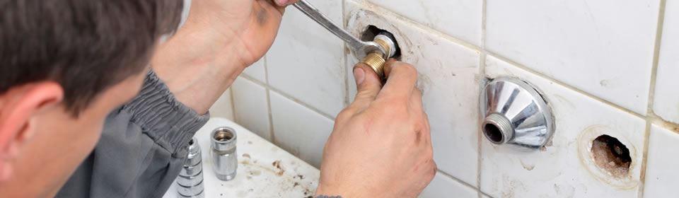 loodgieter lekkage toilet